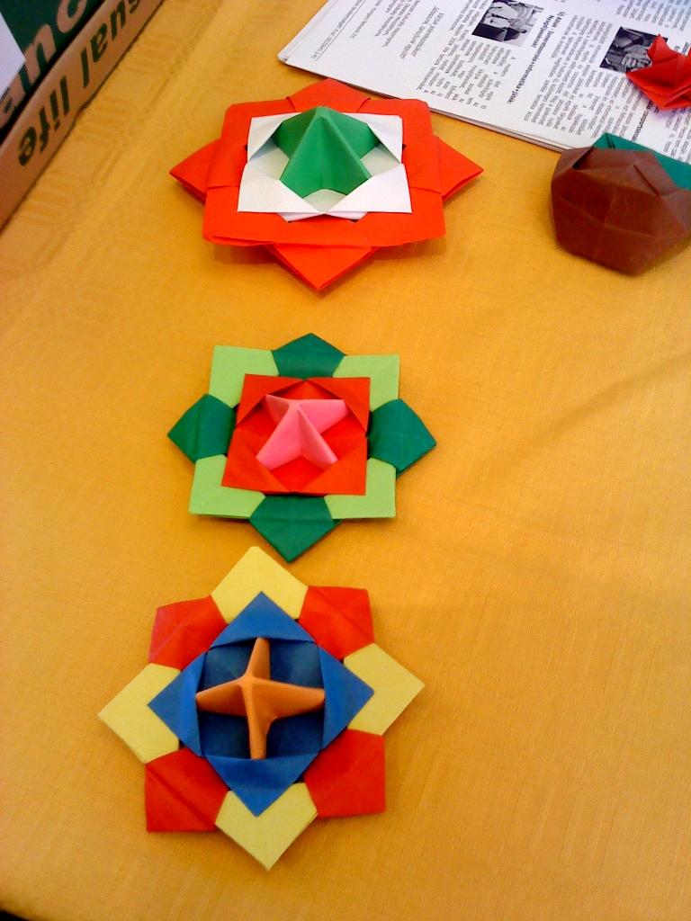 Origami remekművek 01
