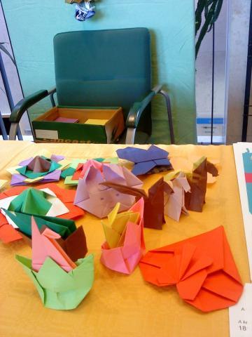 Origami remekművek 02