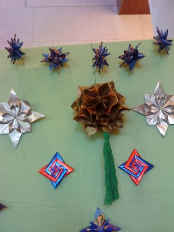 A stand origami szépségei