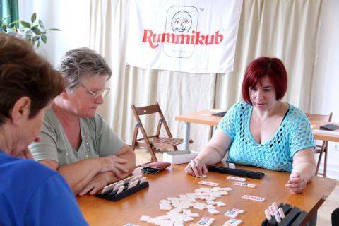 Családi Játék NAP Rummikub verseny 07
