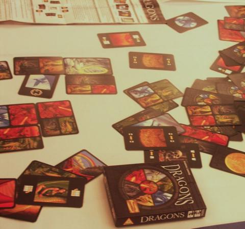 Dragon kártyajáték