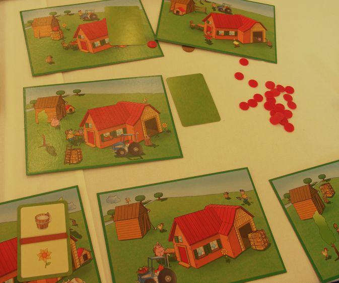 Family Farm készségfejlesztő játék