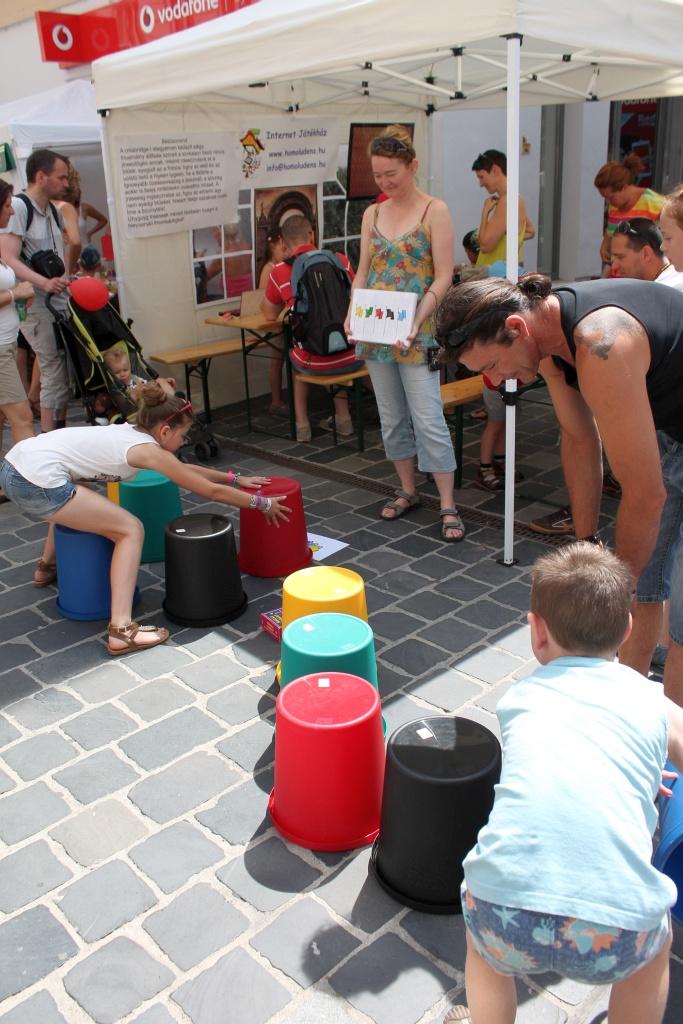 Látogatók a Győrkőcfesztiválon 07