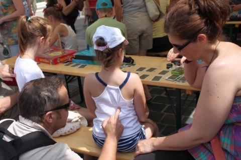 Látogatók a Győrkőcfesztiválon 08