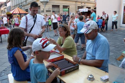 Látogatók a Győrkőcfesztiválon 13
