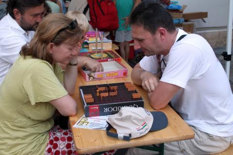 Látogatók a Győrkőcfesztiválon 16