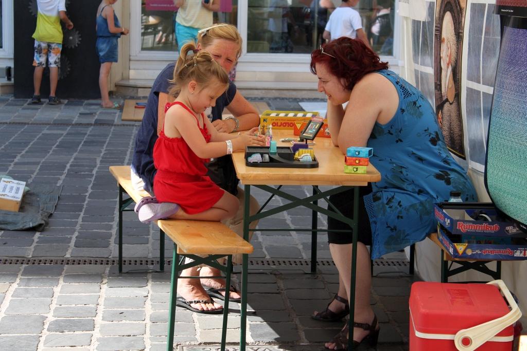 Látogatók a Győrkőcfesztiválon 29
