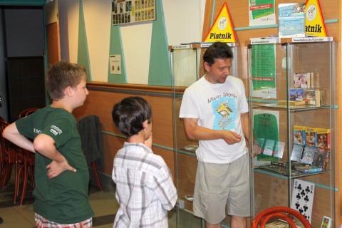 jáTÉKA kiállítás 5: Kártyák és látogatók 07