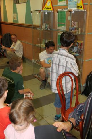 jáTÉKA kiállítás 5: Kártyák és látogatók 09