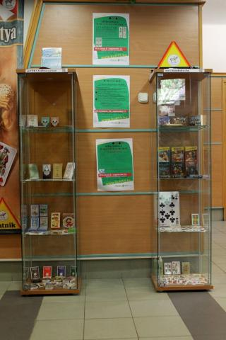 jáTÉKA kiállítás 5: Kártyák és látogatók 13