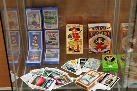 jáTÉKA kiállítás 5: Kártyák és látogatók 16