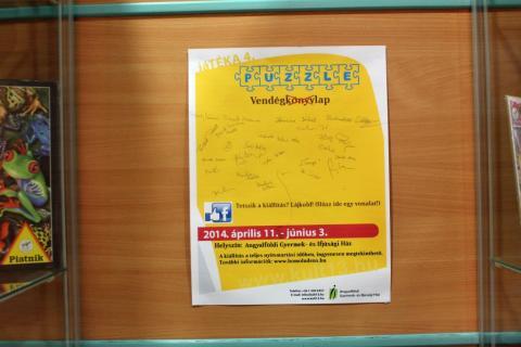 jáTÉKA4 puzzle kiállítás vendégkönyv meghívó 27