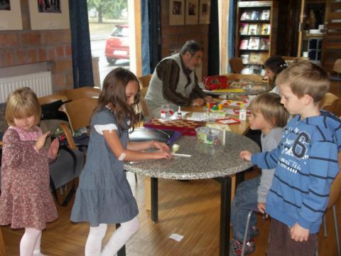 Játékosok a Könyves Vasárnapon 12