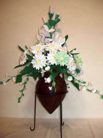 Virágkompzíció
