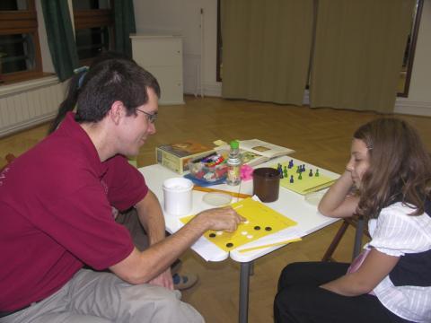Játékosok a 19. Társasjáték klubban 09