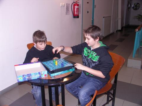 Játékosok a 25. Társasjáték klubban 09