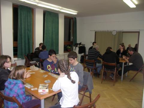 Játékosok a 28. Társasjáték klubban 06