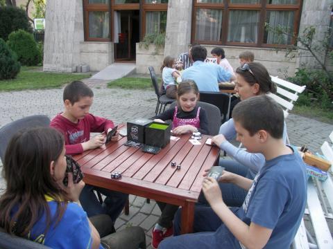 Játékosok a 32. Társasjáték klubban 06