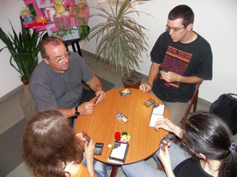 Wizard kártyajátékosok 05