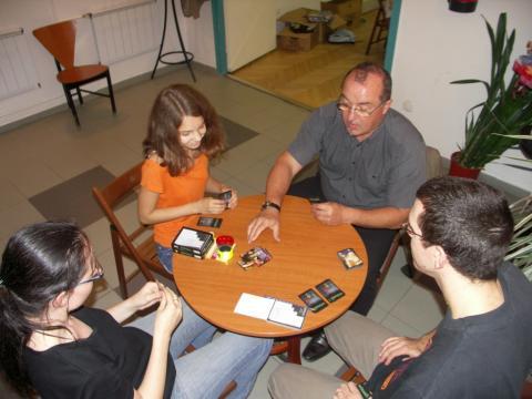 Wizard kártyajátékosok 06