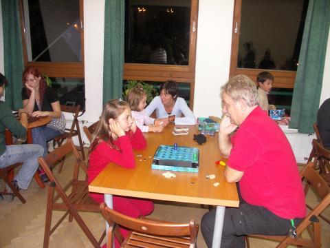 Játékosok a 41. Társasjáték Klubban 09