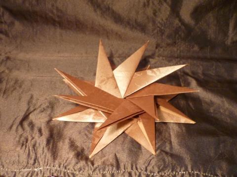 Térbeli csillag