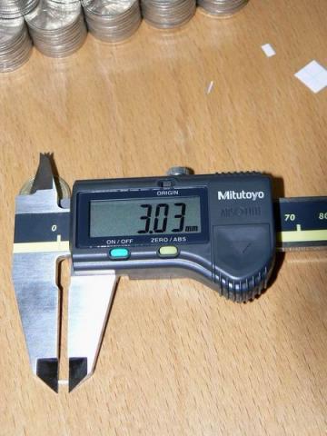 Szabó László: Mini hajó, ami mindössze 3, 03 mm