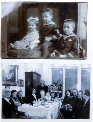 Rodolfo családi fotók