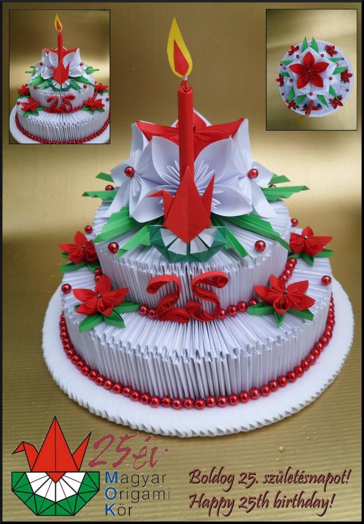 szülinapi torta 25 Születésnapi Tortával Felhívás   BHIM szülinapi torta 25